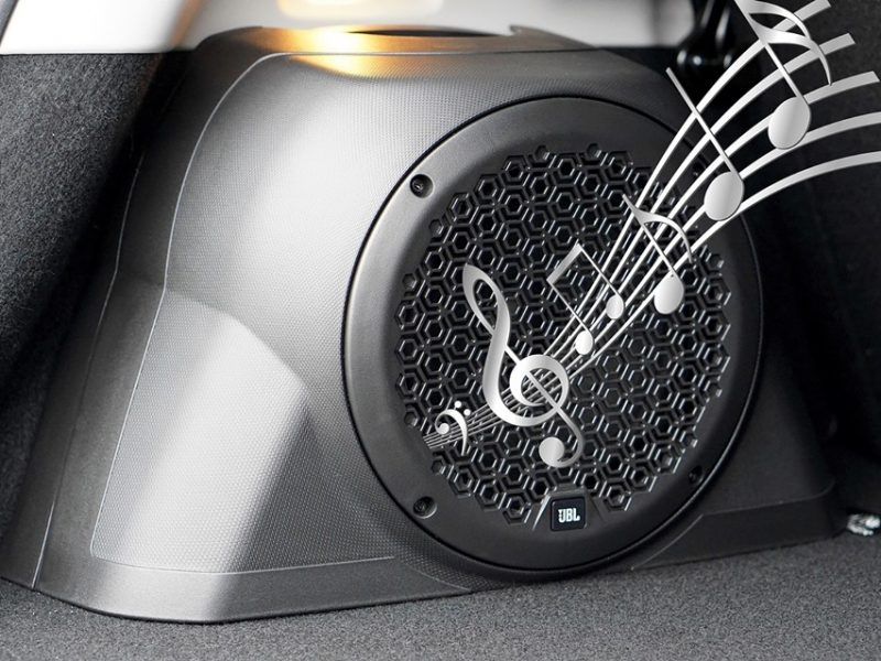 Fix car speaker sound without amp